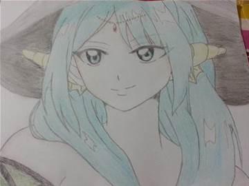 My Yamuriha sketch by Sango152