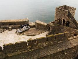 Carrickfergus Castle by onesh0t