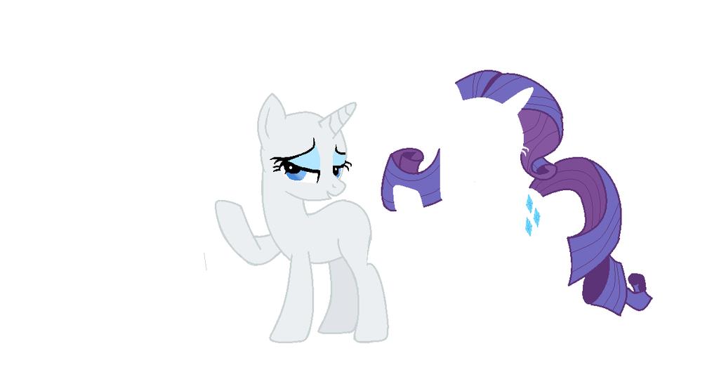 my little pony rarity base
