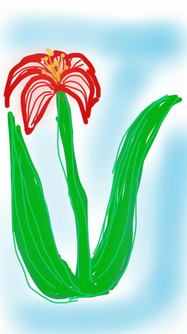 Flower Doodle Challenge  by vengefuljeans83