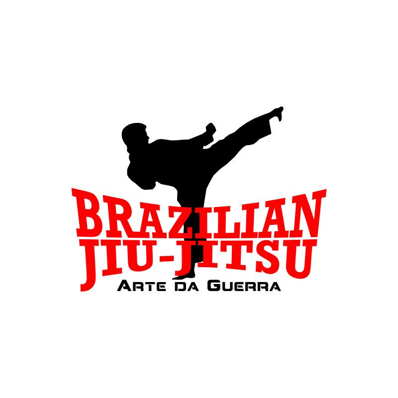 Brazilian Jiu Jitsu Logo Jiu Jitsu Logo by Sky Lab
