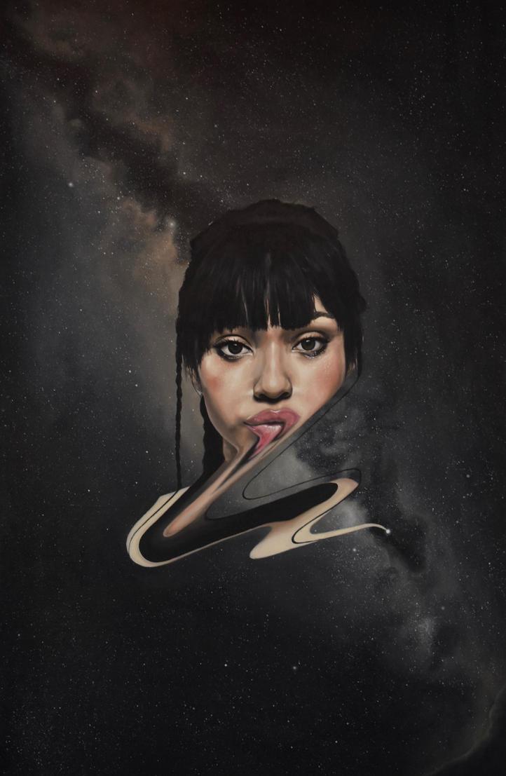 We Are Stardust by joshuadavisonart