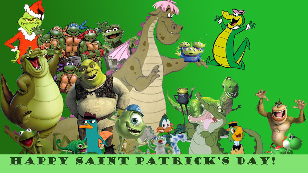 St Patrick S Day By Michaelsar On Deviantart
