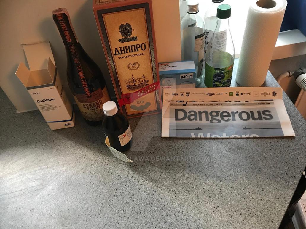 Dangerous by Svetoslawa