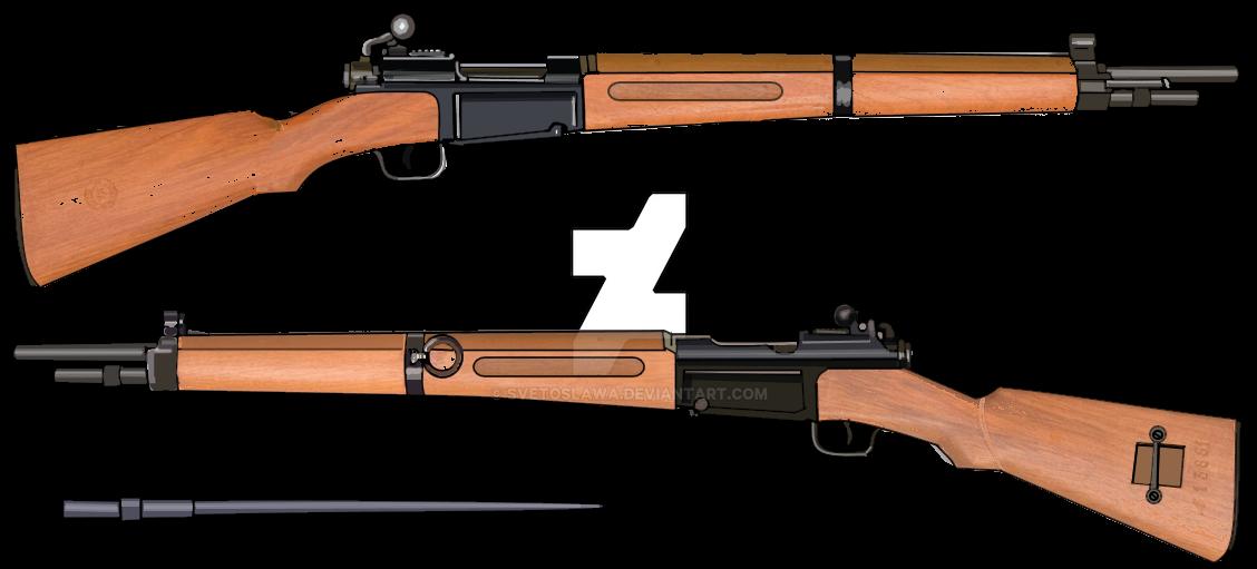 MAS Modele 36 by Svetoslawa