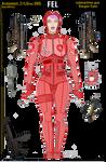 Fel costume design by Svetoslawa