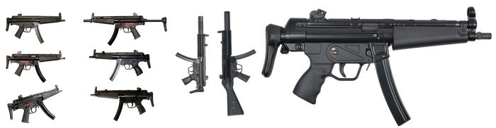 MP5 A3 by Svetoslawa