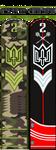 UK ARMY 2 panzerwaffen - digital 2 by Svetoslawa
