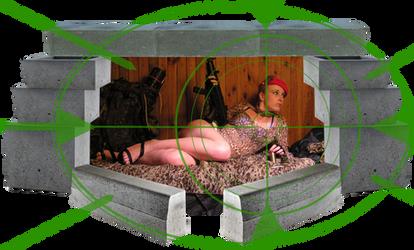Bunker Girl - PNg