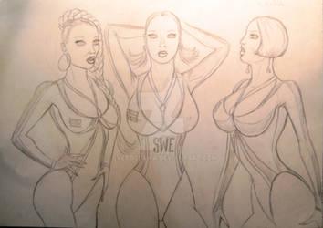 Girls - 1,2,3