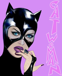 Catwoman Face new PNG 2 by Svetoslawa