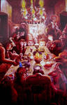 the magician's tea party
