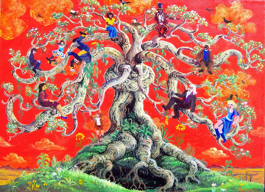 Family Tree By Rodulfo On DeviantArt