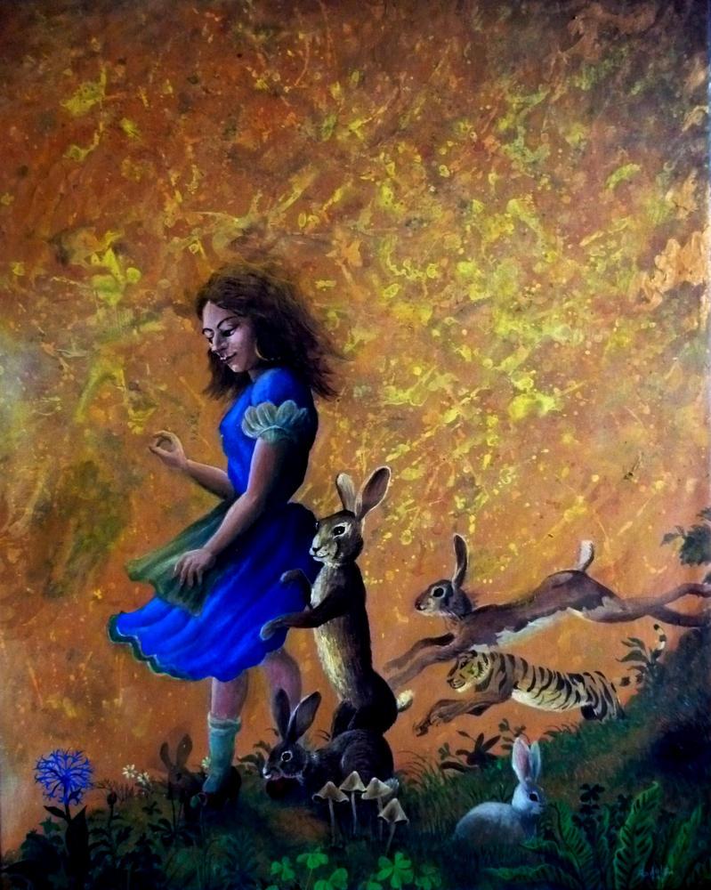 Alice oblivious by rodulfo