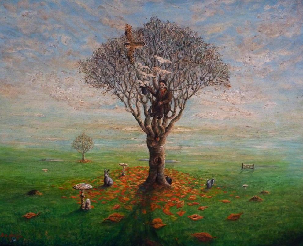 conjurors tree by rodulfo