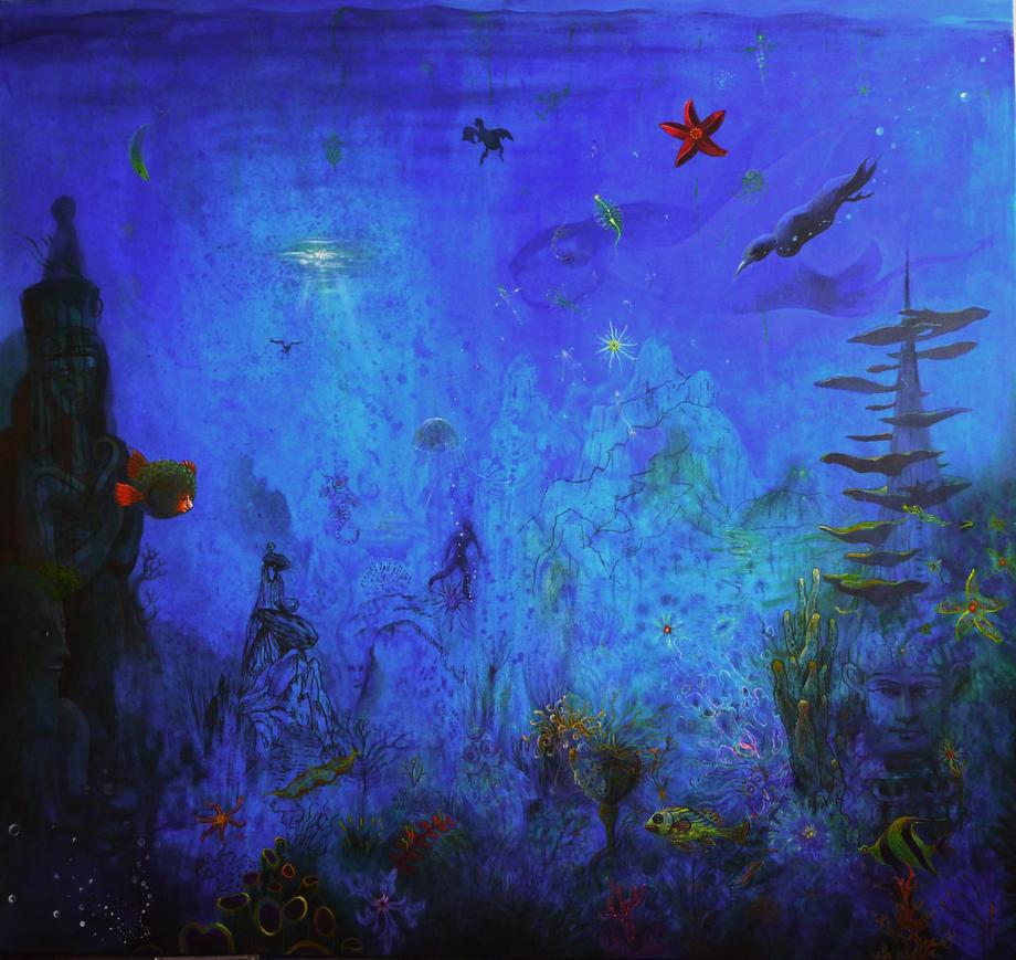 Dr Thomas Browne takes a dive by rodulfo