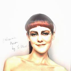 Johanna Mason 'The Wild Beauty'