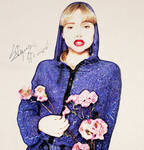 'Ritzy' Colored Drawing by Stephanie Stewart by IndieSkull