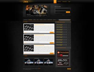 THV - Web ReDesign by chekspir