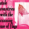 Cunning Flag Use by lilymichelle