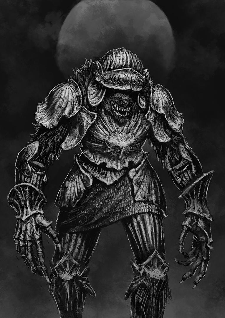 Werewolf Knight