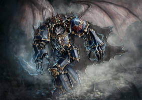 Champion of Night Lords by Rotaken