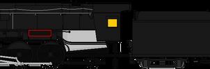 Galaxy Railway Fan - GR716 (Passenger Train)