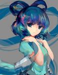 color wheel#9-Kaku Seiga