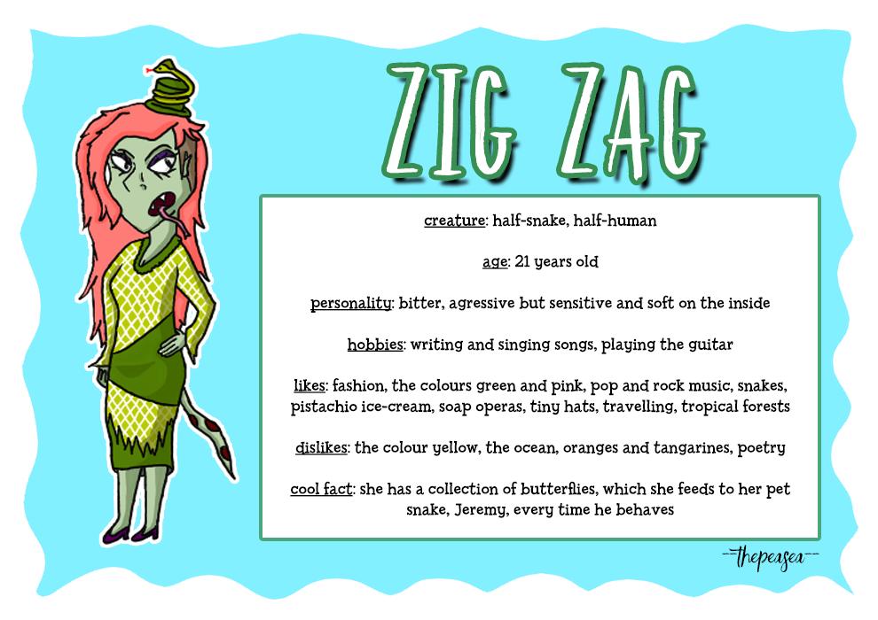 Zig Zag [OC]