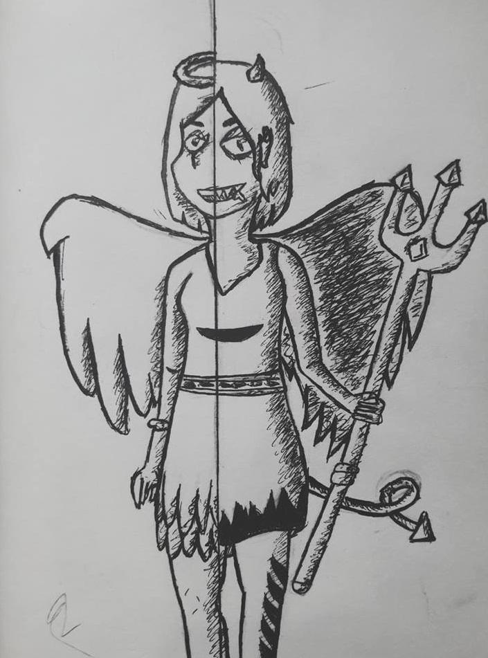 Demon/Angel