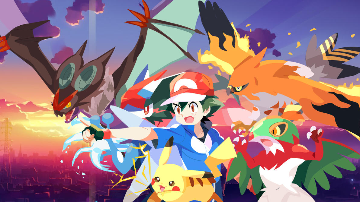 Pokemon Xy The Kalos Team High Quality 594395911