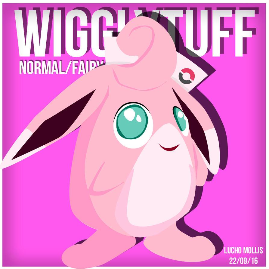 Wigglyuff by Luchoxfive