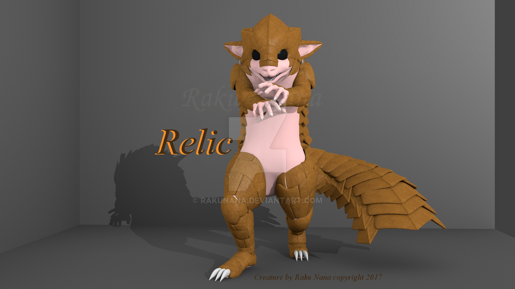 Relic Final Render3 by RakuNana