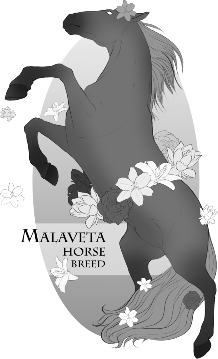 Official Malaveta Icon (Image) by WinterGiraffe