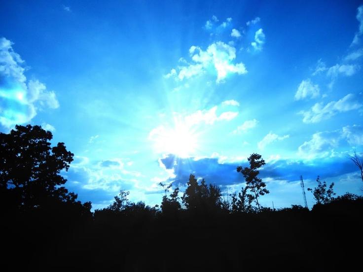 Beauty of the blue sky by DreAscott on DeviantArt