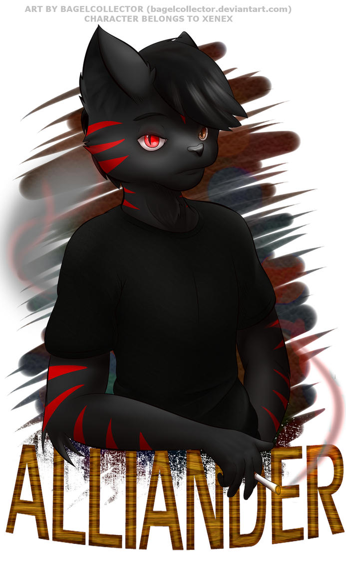 Alliander Badge (Commission) by BagelCollector