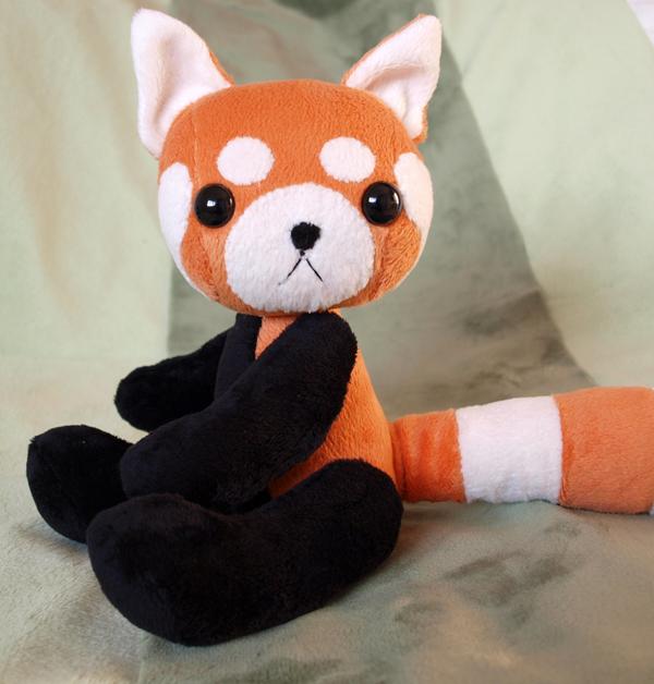 Red Panda by PlushOwl