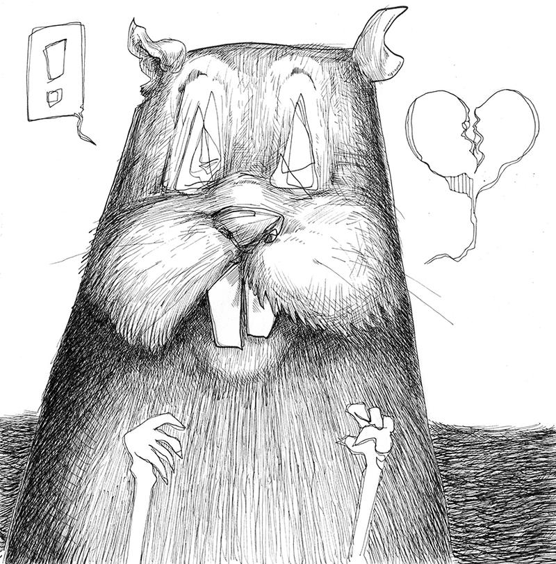 Nameless Mole by Avarre