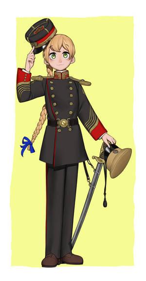 korean empire officer uniform