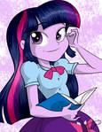 Twilight Sparkle (Rainbow Rocks Credits)