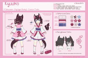 (MYO) Kyuuko - Sakuramimi Ref by KimmyIvory