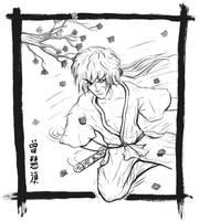 Kenshin - Autumn duel by Wai-Jing