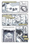 Comic - Yokai Forest, Page 1 by Wai-Jing