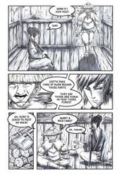 Comic - Yokai Forest, Page 2