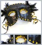 Black Masquerade by Wai-Jing