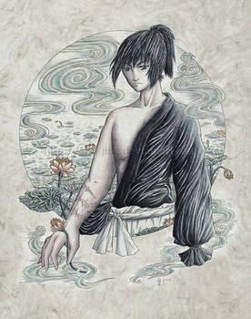 Shiro - Among the Lilies