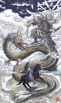 Kohaku Monogatari: Hachiman's Wrath by Wai-Jing