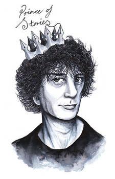 Neil Gaiman: His Nibs, Prince of Stories
