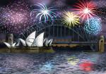 Sydney Celebration by Wai-Jing