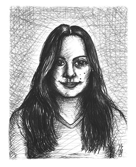 Self Portrait by Wai-Jing